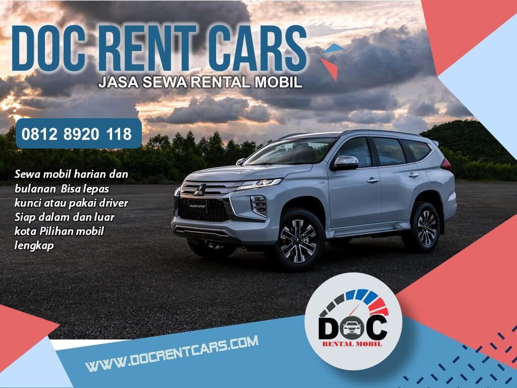 Rental Mobil Rawa Jati