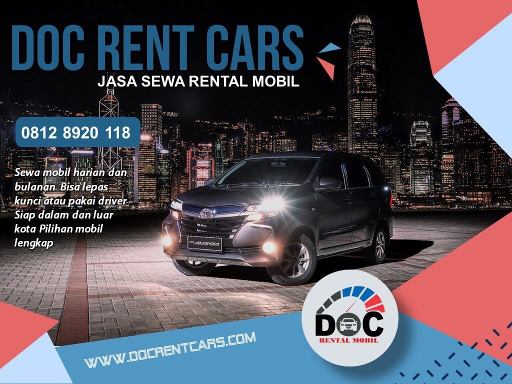 Rental Mobil Bojong Indah termurah