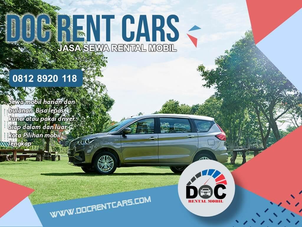 Rental Mobil Bojong Menteng